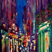 © Melanie Morstad - A Night In Paris