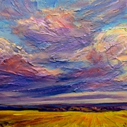 © Melanie Morstad - Big Prairie Sky