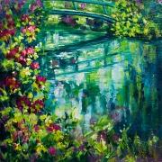 © Melanie Morstad - In Monet's Garden