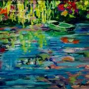 © Melanie Morstad - Little Green Rowboat
