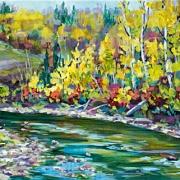 © Melanie Morstad - Meandering Through Fish Creek